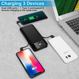 ZapZoom Portable Charger Power Bank