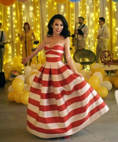 Bling Empire Christine Chiu Dress