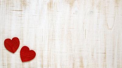Subtle Heart Background