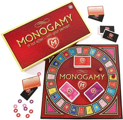 Monogamy Adult Couples Board Game by Creative Conceptions
