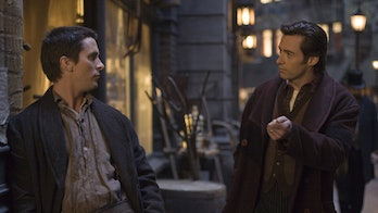 Bale and Jackman are at the heart of The Prestige
