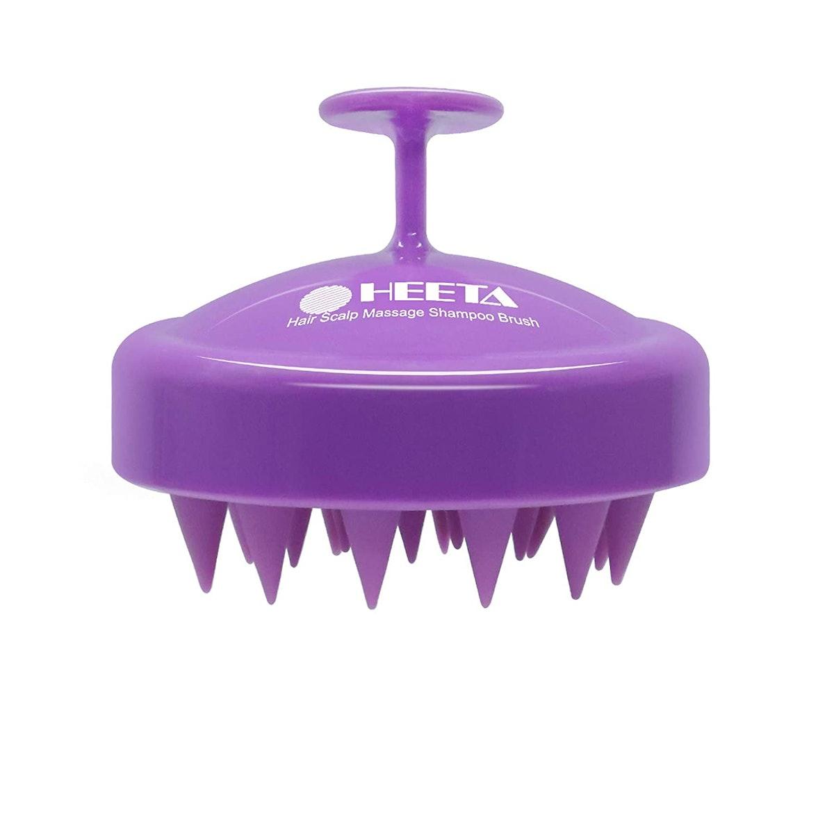 Heeta Hair Scalp Massage Shampoo Brush