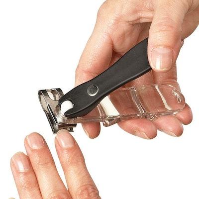 EZ Grip Rotating Nail Clipper