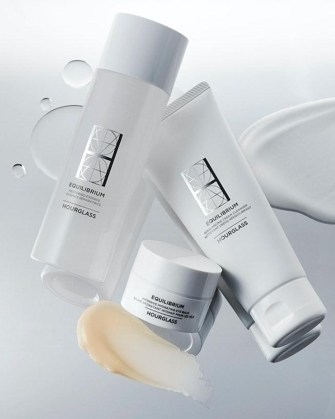 Hourglass Cosmetics Equilibrium skincare line