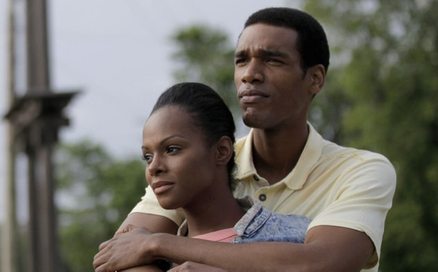 'Southside With You' was inspired by Barack and Michelle Obama's romance.