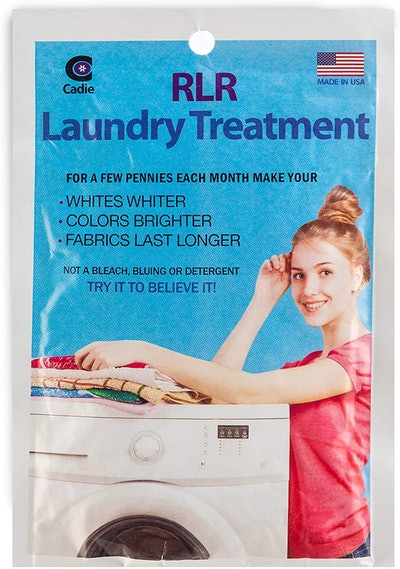 RLR Natural Powder Laundry Detergent (1.35 Ounces, Pack of 10)
