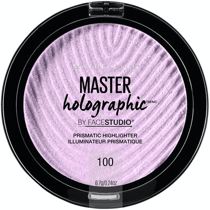 Maybelline Facestudio Master Holographic Prismatic Highlighter Makeup, Purple