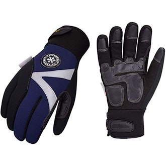 Vgo High Dexterity Insulated Touchscreen Work Gloves (2 Pairs)