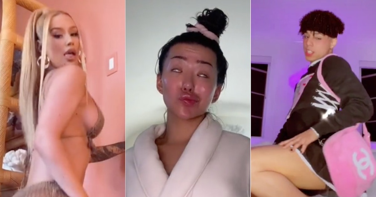 """7 Celeb """"Buss It"""" Challenge Videos That Are Too Epic To Handle"""