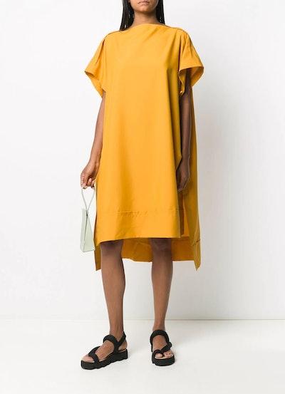 Issey Miyake Flat Square Dress