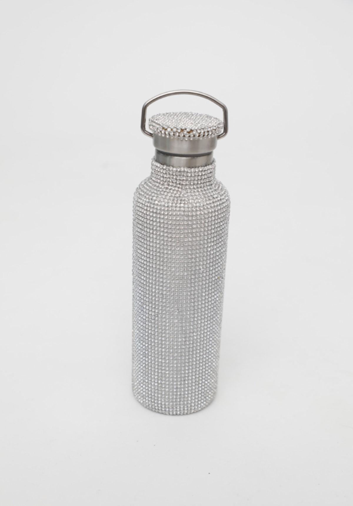 Rhinestone Water Bottle