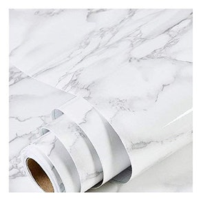 PracticalWs Marble Wallpaper Roll