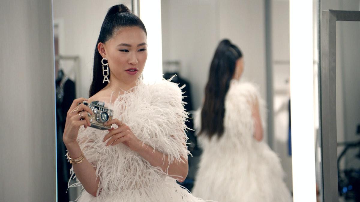 Jamie Xie on 'Bling Empire'