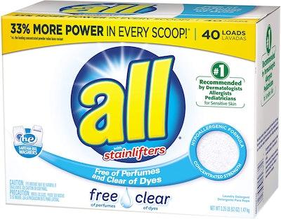 All Powder Laundry Detergent (52 Ounces)