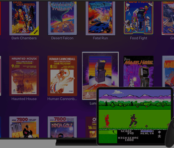 Plex Arcade is a cloud streaming service that allows gamers to stream retro games from the cloud.