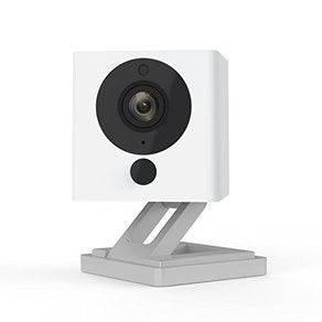Wyze Cam 1080p HD Indoor WiFi Smart Home Camera with Night Vision