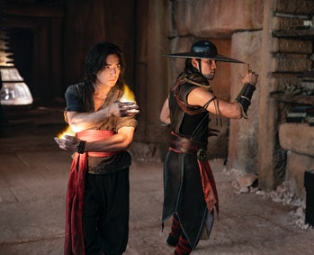 Mortal Kombat Liu Kang Kung Lao 2021