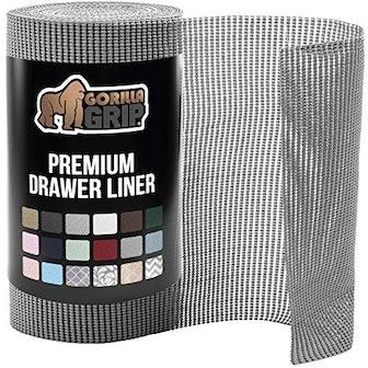 Gorilla Grip Original Drawer and Shelf Liner,