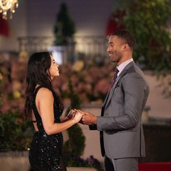 Brittany Galvin on 'The Bachelor' Season 25 via ABC Press Site