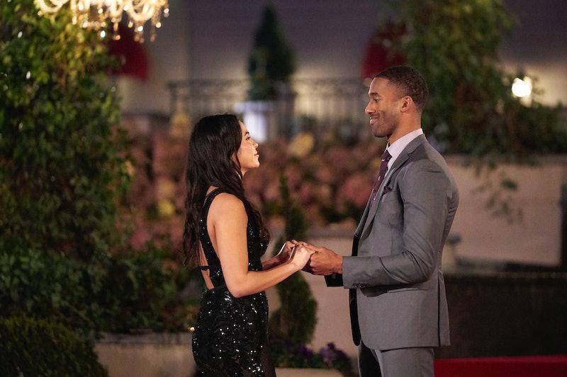 Brittany Galvin on 'The Bachelor' Season 25 via ABC Press Site