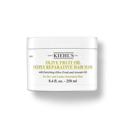 Kiehl's Olive Fruit Oil Deeply Reparative Hair Mask