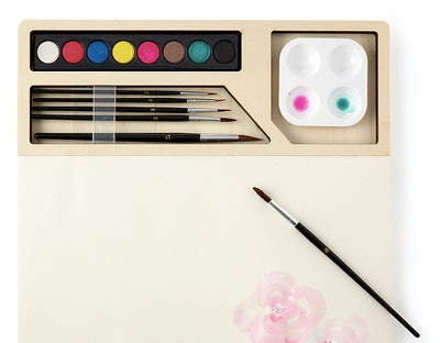 Paint Your Love portrait class