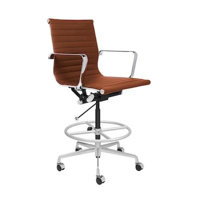 SOHO Ribbed Drafting Chair