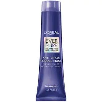 EverPure Sulfate-Free Anti Brass Purple Mask Treatment