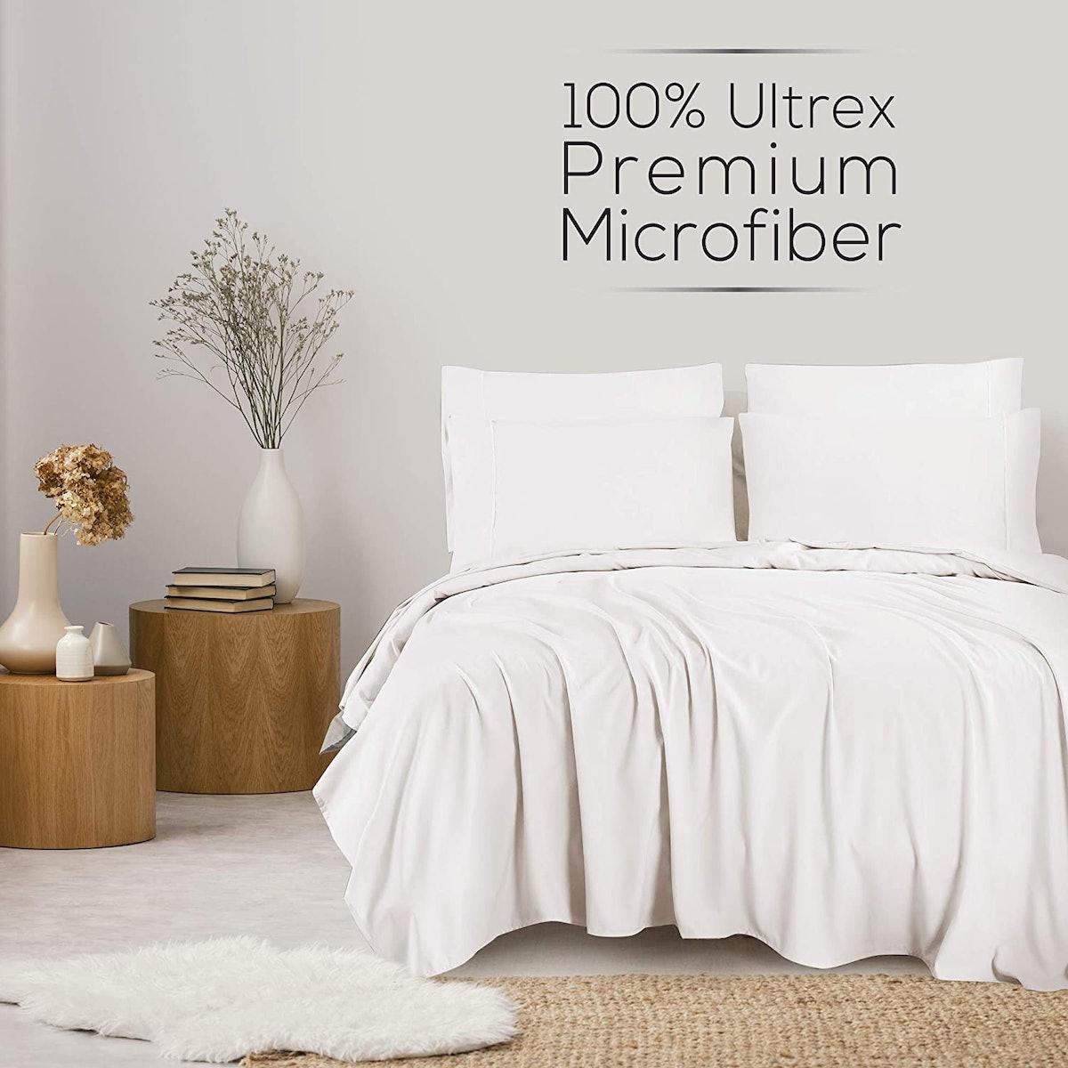 Mueller Austria Ultratemp Bed Sheets Set