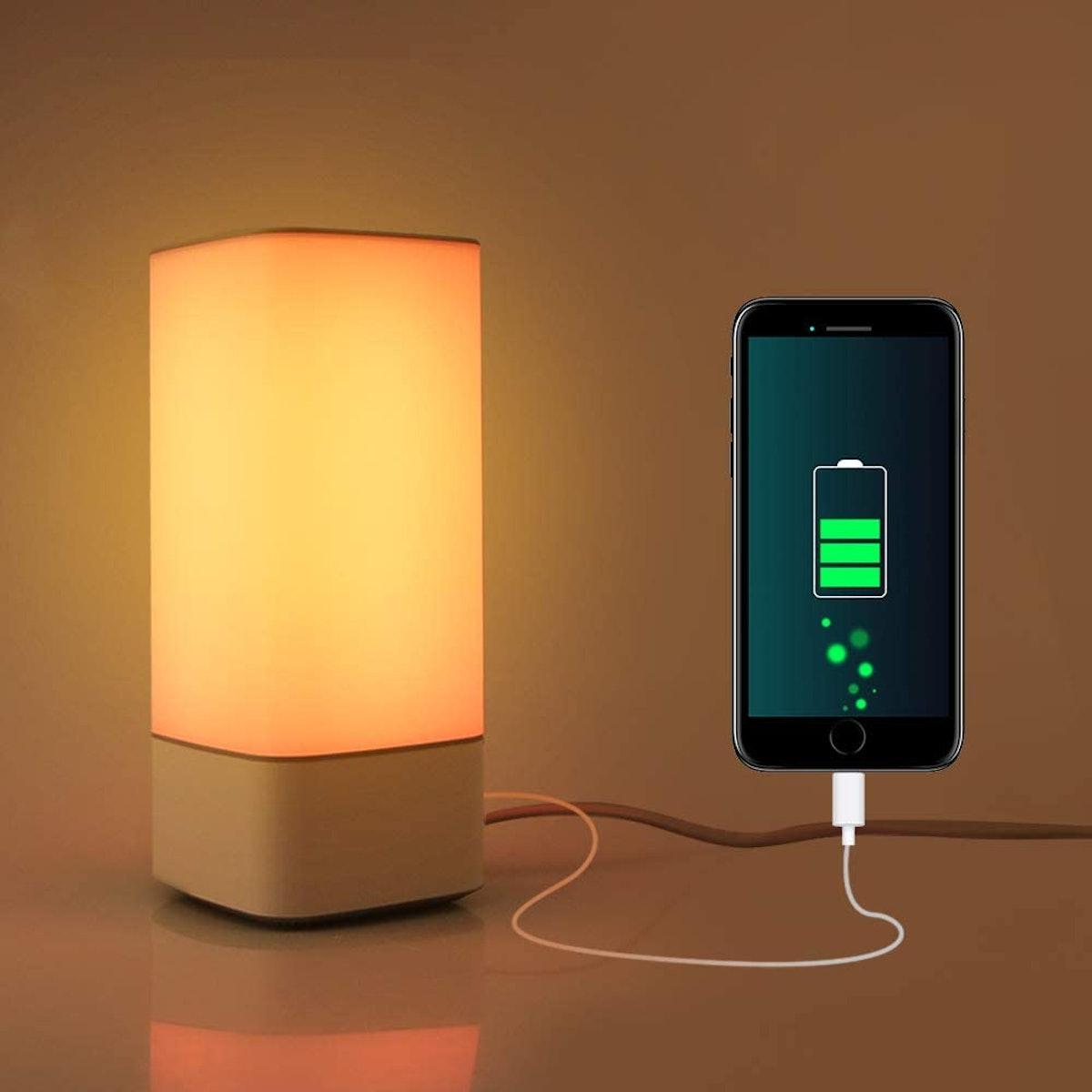 mixigoo Touch-Sensor Table Lamp