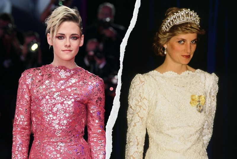 The first photo of Kristen Stewart as Princess Diana in 'Spencer' is here.