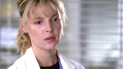 Katherine Heigl in 'Grey's Anatomy'