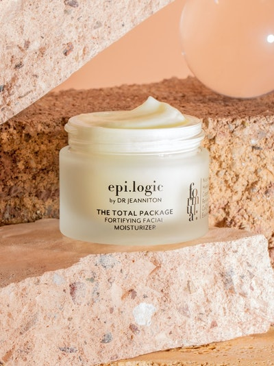 The Total Package Fortifying Facial Moisturizer