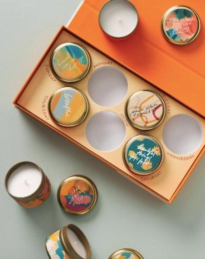 Morgan Harper Nichols Daily Affirmations Candle Gift Set