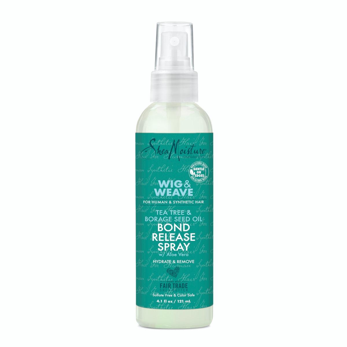 Wig & Weave Bond Release Spray