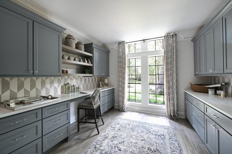kitchen desk multifunctional spaces