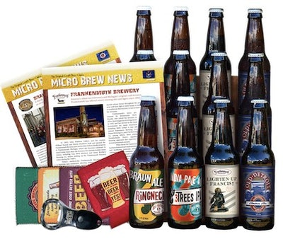 Craft Beer in a Box