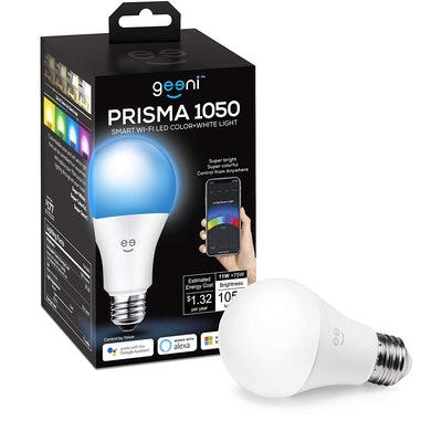 Geeni Smart Multicolor LED Lightbulb