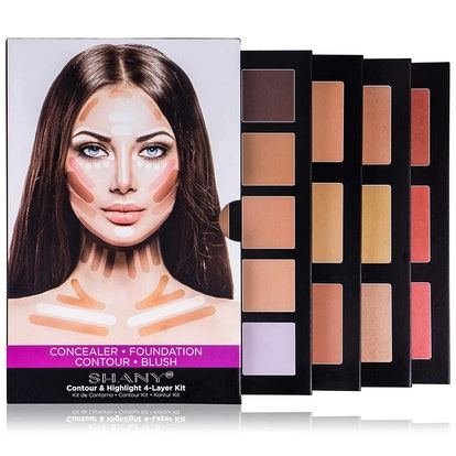 SHANY Contour & Highlight 4-Layer Kit