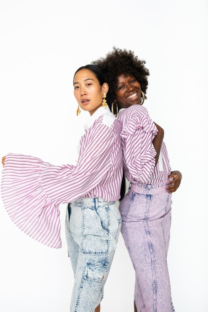 Tanya Taylor's Spring/Summer 2021 Campaign is focused on hope and optimism.