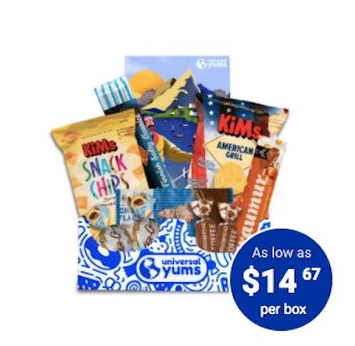 Yum Box Subscription