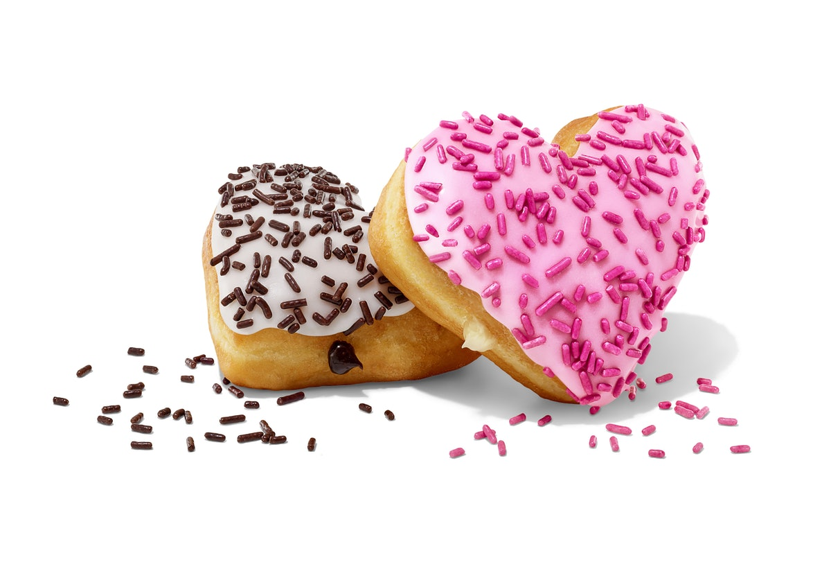 Dunkin' is bringing back some of its fan-favorite Valentine's Day donuts and drinks from last year.