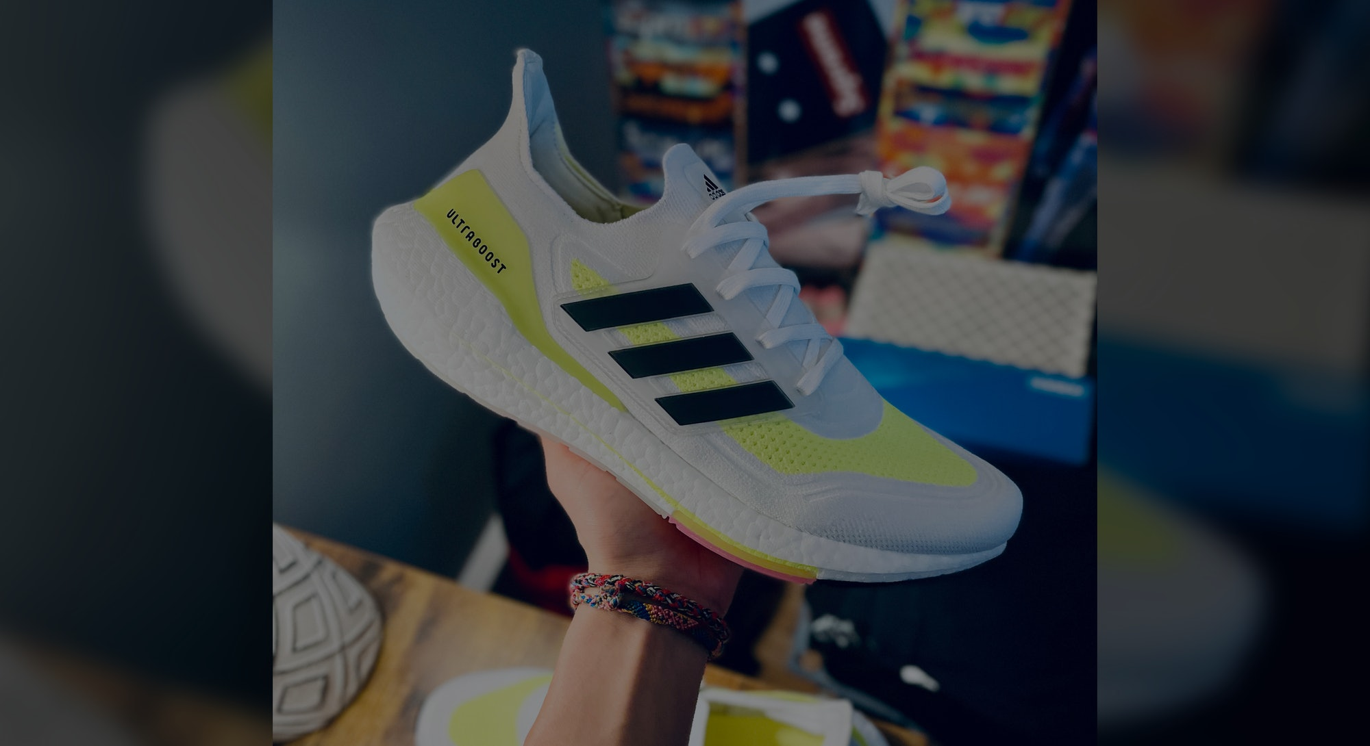 Adidas UltraBoost 21 review.