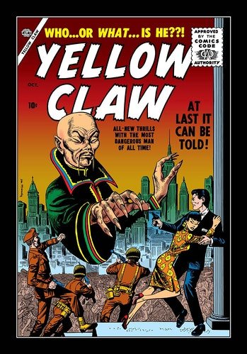 Jimmy Woo Marvel Comics