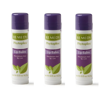 Medline Remedy Phytoplex Lip Balm (0.15 ounces, 3-Pack)