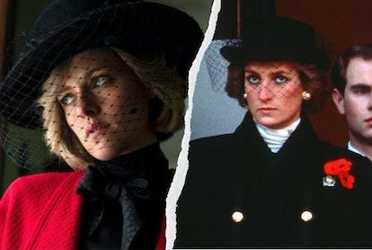 Kristen Stewart as Princess Diana in Spencer