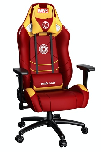 AndaSeat Iron Man Edition Premium Gaming Chair