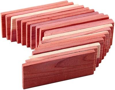 Cedar Space Cedar Blocks (Set of 16)