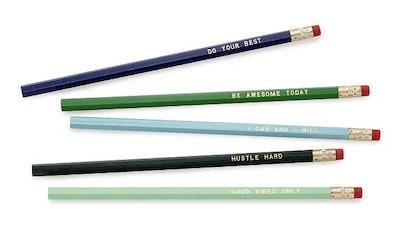 Inspirational Pencil Set