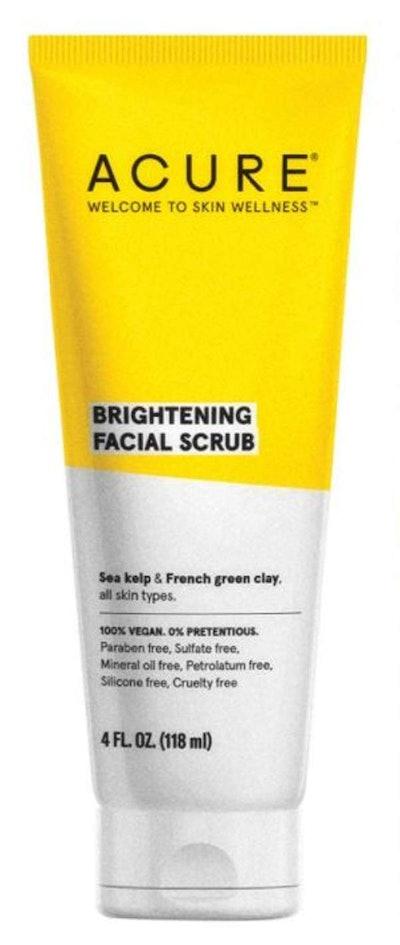 Acure Detoxifying Facial Scrub
